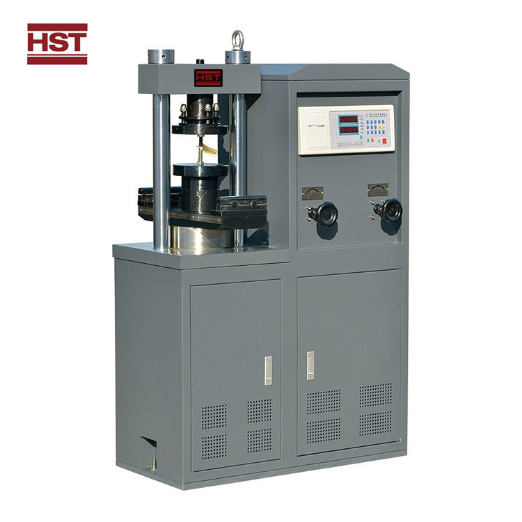 YES-100/YES-200/YES-300 digital display compression testing machine