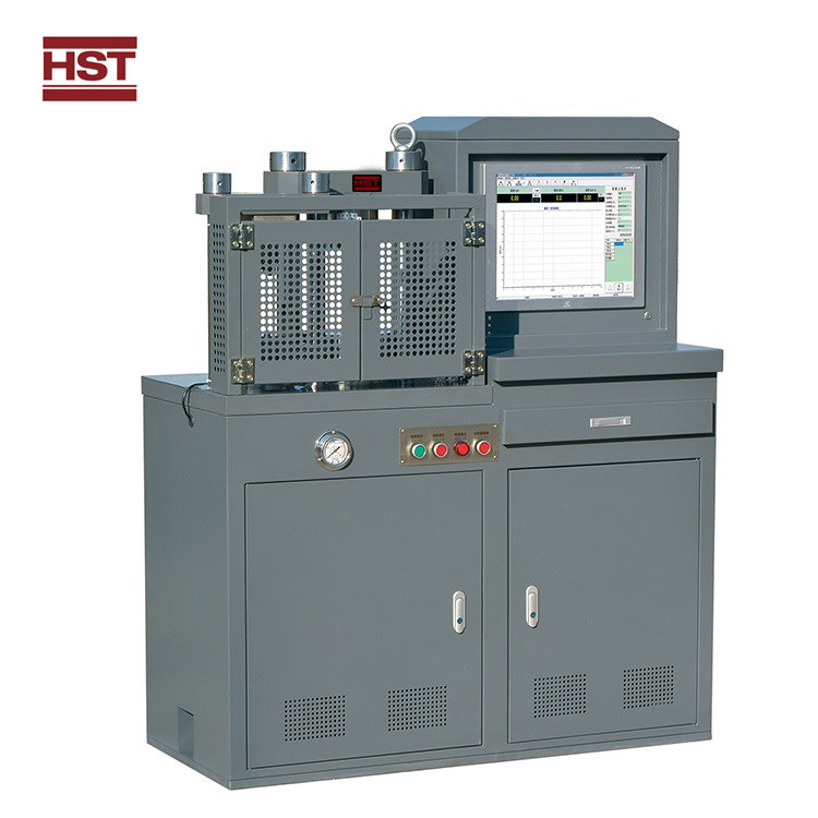 YAW Series Computer Control Compression and flexural Testing Machine