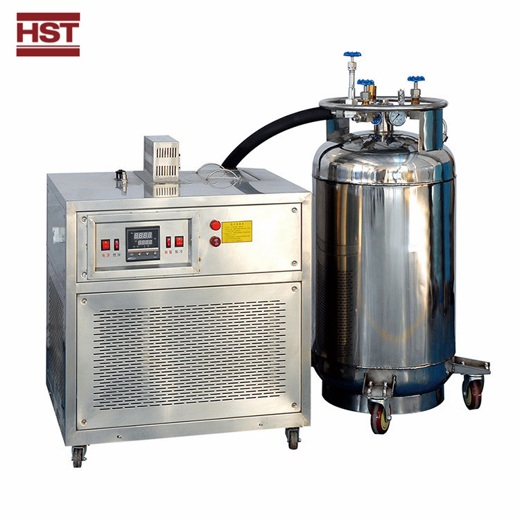 Impact Testing Low Temperature Chamber