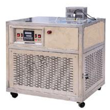 Low Temperature Chamber for Impact Specimen of Drop Weight Tester