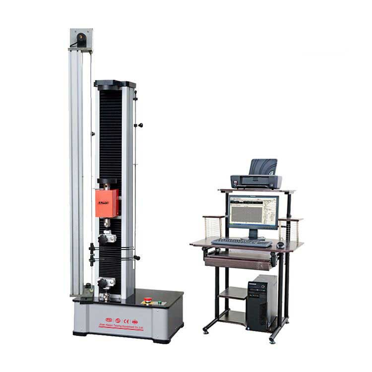 0.1-5KN Computer Control Electronic Universal Testing Machine With Large Deformation