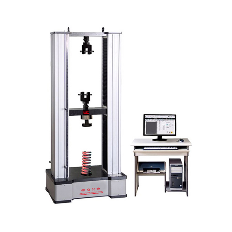 Spring Compression And Tensile Testing Machine