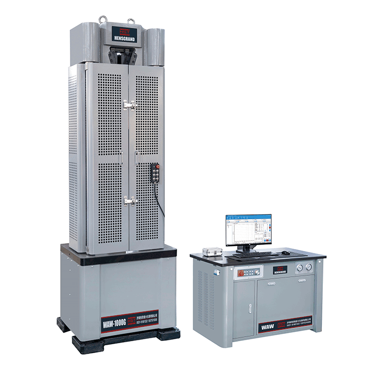 LAW-H Computer Control Steel Strand Tension Testing Machine