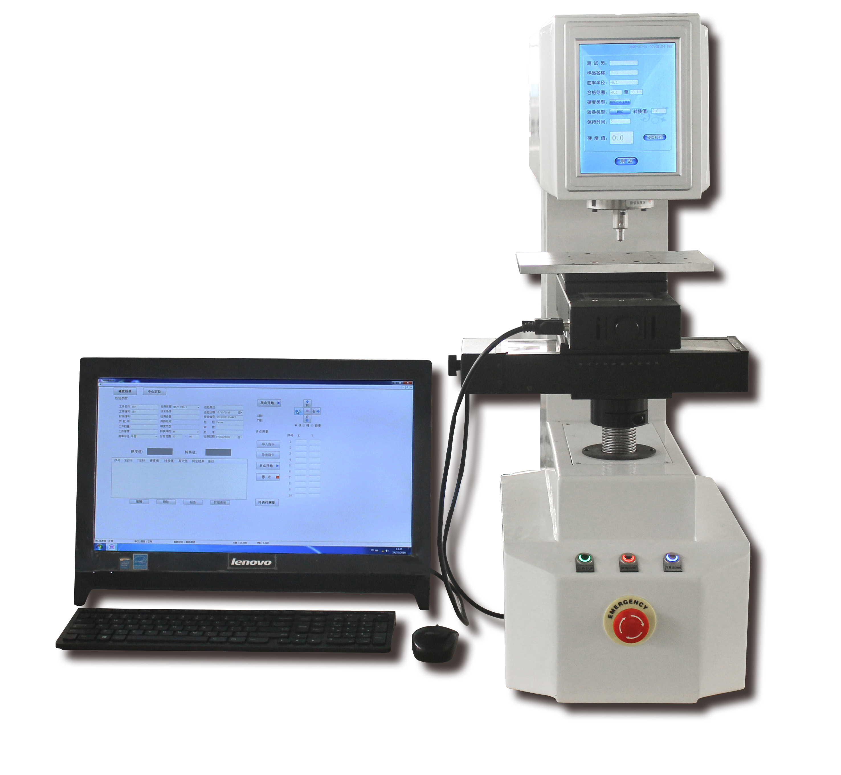 HRS-150D-ZXY Fully Automatic Rockwell Hardness Tester