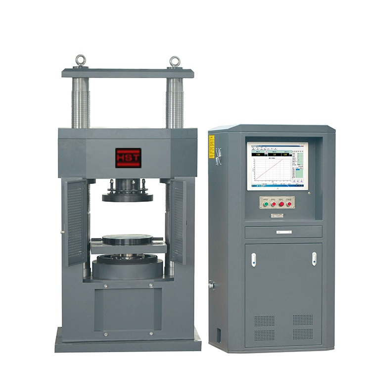 HCTM-2000W Frame-type Computer Automatic Compression Testing Machine